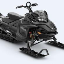 Снегоход LYNX Boondocker RE 3700 850 E-TEC DSHOT BLACK EDITION 2022