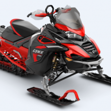 Снегоход LYNX XTERRAIN RE 900 ACE TURBO R 420W DELE 2022