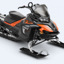 Снегоход LYNX XTERRAIN STD 3700 600R E-TEC DELE 2022