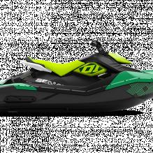 Гидроцикл SPARK 2UP 90 IBR TRIXX 2021 Черно-зеленый