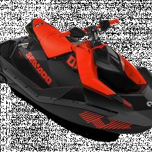 Гидроцикл SPARK 2UP 90 IBR TRIXX 2021 Красный
