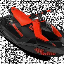 Гидроцикл Spark 3UP 90 IBR TRIXX 2021 красный