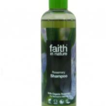 Натуральный шампунь Faith in nature от перхоти с экстрактом Розмарина 250мл