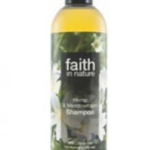 Натуральный шампунь Faith in nature увлажняющий с маслом семян Конопли 400мл