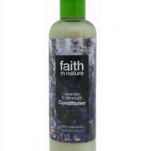 Кондиционер для волос Faith in nature с маслами Лаванды, Герани и Чайного дерева 250 мл