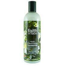 Кондиционер для волос увлажняющий Faith in nature с Конопляным маслом, 400мл