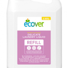 Жидкое средство для деликатной стирки шерсти и шелка Ecover 5 л