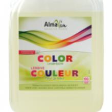 Жидкое средство AlmaWin Color экоконцентрат для стирки цветного белья 5 л