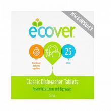 Средства для посудомоечной машины Экологичные таблетки Ecover Classic, 25 шт