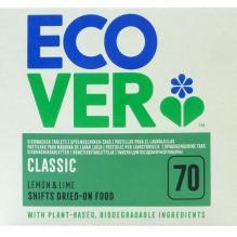 Средства для посудомоечной машины Экологичные таблетки Ecover Classic, 70 шт