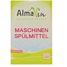 Средства для посудомоечной машины Экологичный порошок AlmaWin, экоконцентрат 2,8 кг