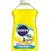 Средство для мытья посуды Ecozone Lemon экоконцентрат 500 мл