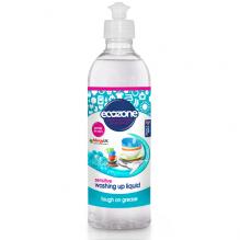 Средство для мытья посуды Ecozone Sensetive экоконцентрат 500 мл