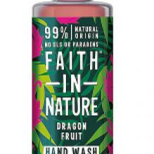 Антибактерильное жидкое мыло Faith in nature 300 мл с экстрактом плодов Питахайи