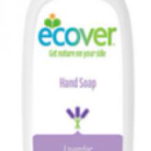Антибактерильное жидкое мыло Ecover с Лавандой и Алое-Вера 1 л