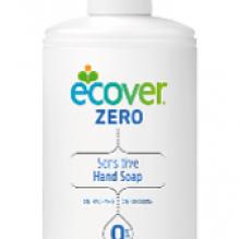 Антибактерильное жидкое мыло Ecover 250 мл Sensitive Zero