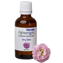 Эфирные масла в композиции для сухой кожи (от псориаза), Synergic 50 мл
