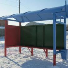 Автобусный павильон П2 4х2 (5х2)