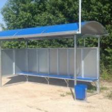 Автобусный павильон П3 4х2