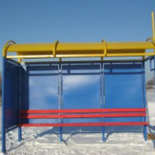 Автобусный павильон ПА (4х2)