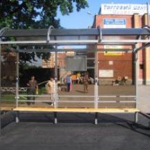 Автобусный павильон ПАС (4х2)