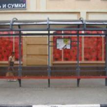 Автобусный павильон ПАС 5,3х2
