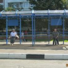 Автобусный павильон ПАС 8х2