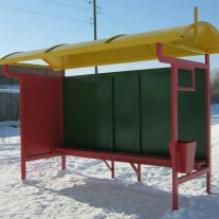 Автобусный павильон ПГ1 4х2 (5х2)