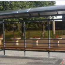 Автобусный павильон ПГС1 4х2 (5х2)