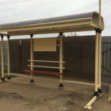 Автобусный павильон ПГПУ4 4х2