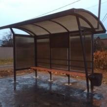 Автобусный павильон ПГП2 4х2 (5х2)