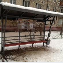Автобусный павильон ПГСУ2 4х2 (5х2)