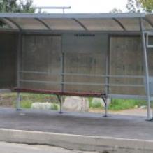 Автобусный павильон ПГЦП2 4х2 (5х2)