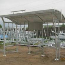 Автобусный павильон ПГЦО2 4х2 (5х2)