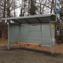 Автобусный павильон ПГЦЛ2 4х2 (5х2)