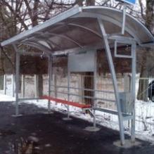 Автобусный павильон ПГЦС2 4х2 (5х2)