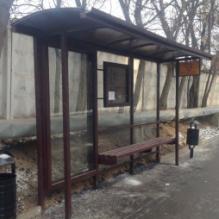 Автобусный павильон ПГСУ6 (4х2)