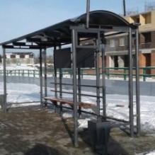 Автобусный павильон ПГС5 (5,5х2)