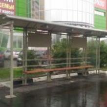 Автобусный павильон ПГС5 7х2