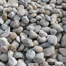 Галька речная окат (серо-белая) фр. 50-100мм; 70-120мм; 100-150мм.