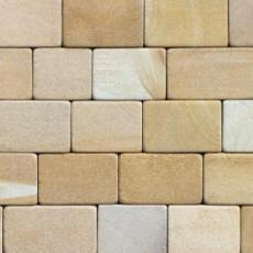 Песчаник (плитка, брусчатка) PSG-10-06