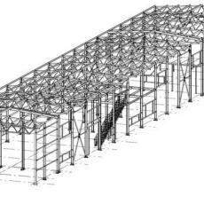 Производственно-складское помещение Проект №1