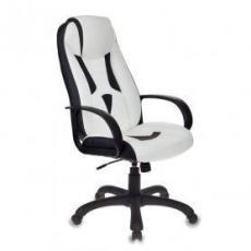 Геймерское кресло Бюрократ VIKING-8/WH+BLACK