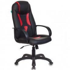 Геймерское кресло VIKING-8/BL+RED