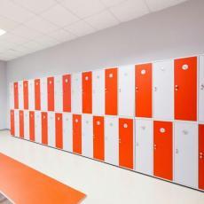Шкафчики для раздевалок «Экипаж-взрослый»